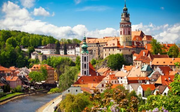 チェコの世界遺産