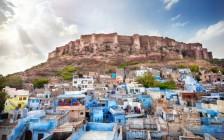 ワンピースのモデルとなった青い街「ジョードプル」を旅する