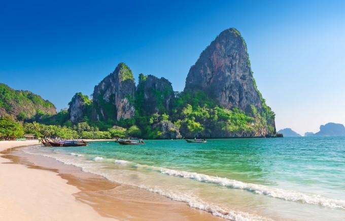 アジアのビーチ