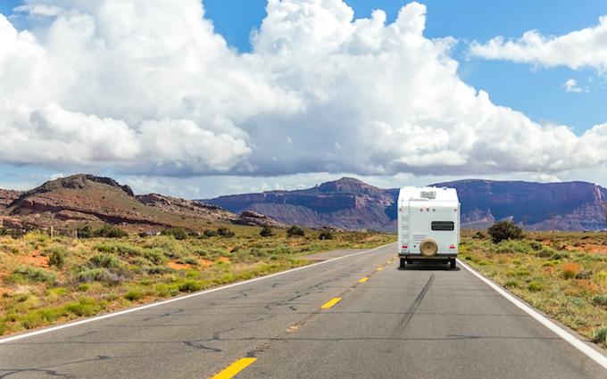 圧倒的に自由な旅行を経験できる