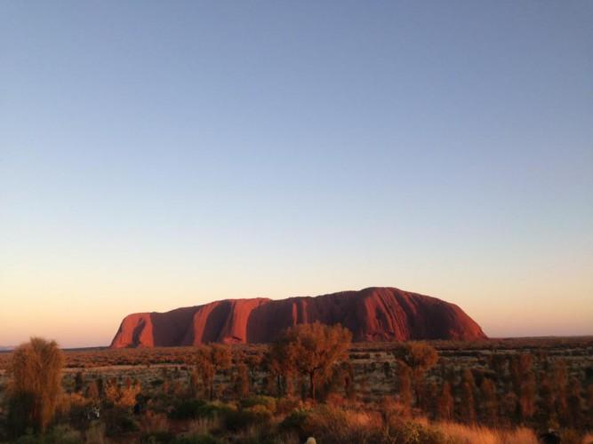 ululu Australia