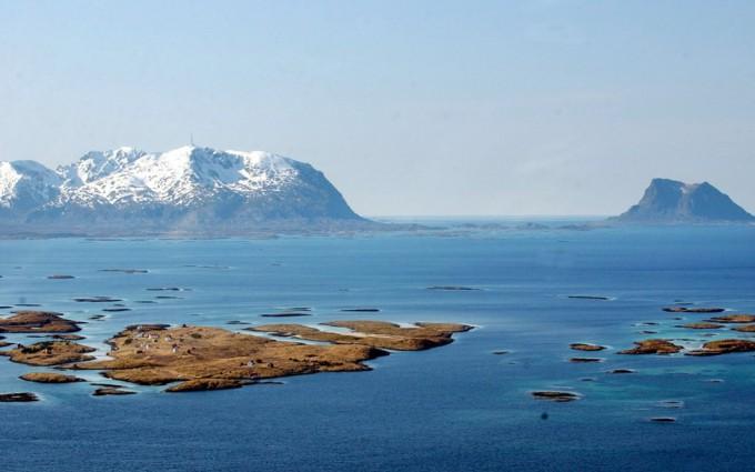 ヴェガオヤン-ヴェガ群島